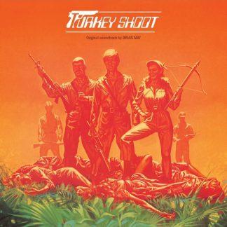 Turkey Shoot (Soundtrack) [CD] DUAL010CD (cover artwork)