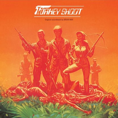 Turkey Shoot (Soundtrack) [CD] DUAL010CD (cover artwork)