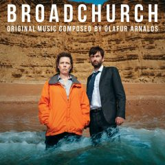 The Broadchurch tv soundtrack album cover artwork