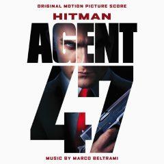 Hitman Agent 47 (Soundtrack cover artwork)