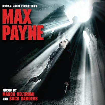 Max Payne (Soundtrack cover artwork)