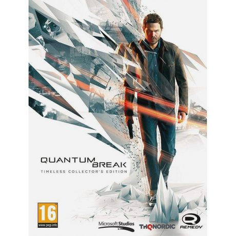Quantum Break – Timeless Collector's Edition (PC DVD)