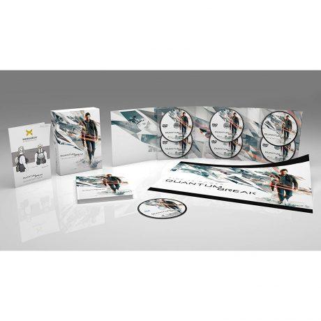 Quantum Break – Timeless Collector's Edition (PC DVD) [presentation]