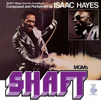 Shaft Deluxe Soundtrack (cover art)