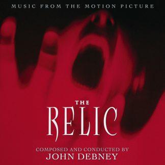 The Relic (Soundtrack cover artwork)