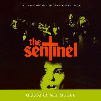 The Sentinel film soundtrack cover artwork (2019)