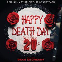 Soundtrack cover artwork for Happy Death Day 2U (2019)