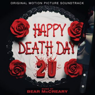 Soundtrack cover artwork for Happy Death Day 2U (2019)