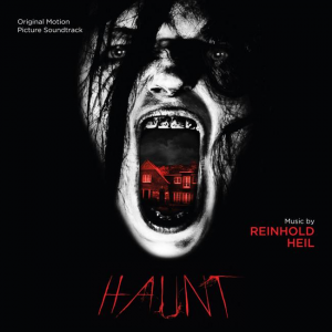 Cover artwork for the Haunt soundtrack CD (a limited edition)