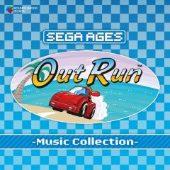 Sega Ages: Out Run -Music Collection- Release code: WM-0761 Barcode: 4571164387222