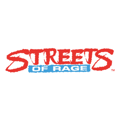 Streets of Rage (logo)