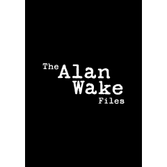 The Alan Wake Files (softcover book)