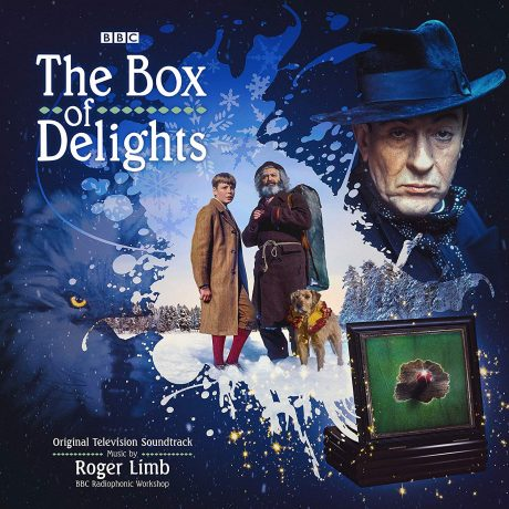 The Box Of Delights (Original Television Soundtrack) CD SILCD1547 0738572154721