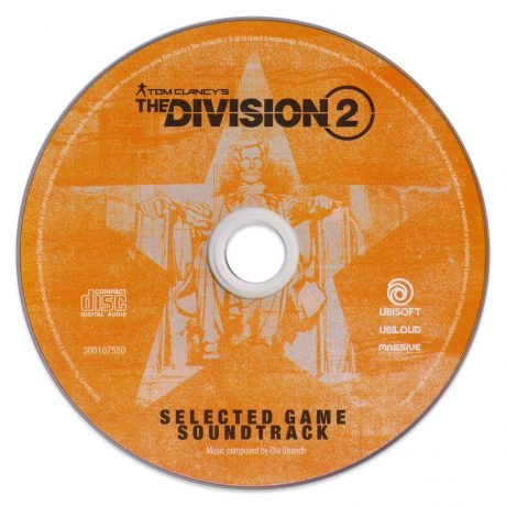 Tom Clancy's The Division 2 (Soundtrack) [CD]