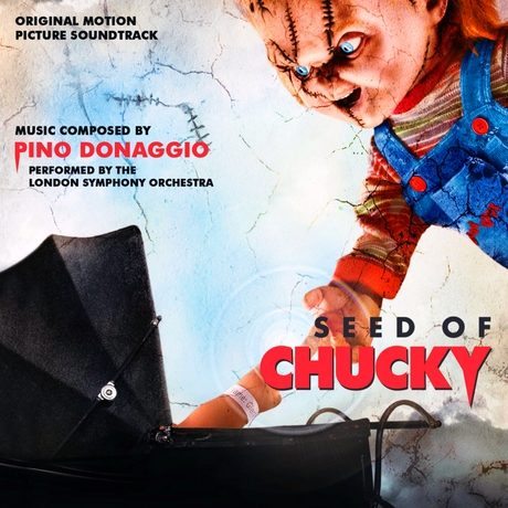Seed of Chucky Soundtrack CD (LLLCD1178C)
