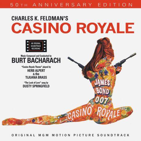 Casino Royale Soundtrack CD (50th Anniversary Edition) 8436560843047