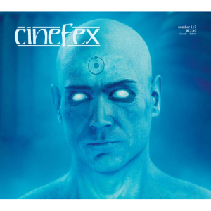The front cover of issue #117 of Cinefex (April, 2009)