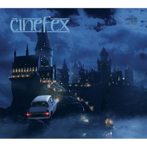 The front cover of issue #93 of Cinefex (April, 2003)