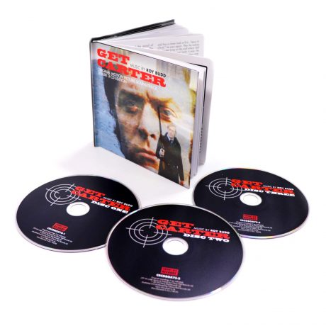 Get Carter [3CD Box Set]