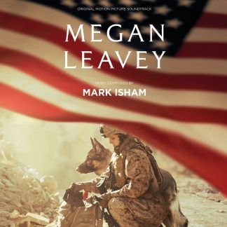 cover artwork for the Megan Leavey Soundtrack CD release
