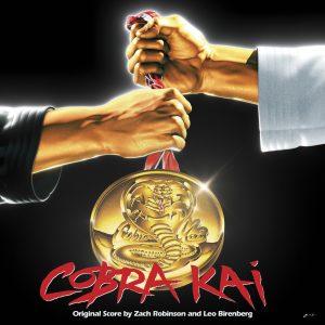 Cobra Kai - Television Soundtrack (cover artwork)