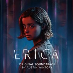Erica - Video Game Soundtrack (cover artwork - digital edition)