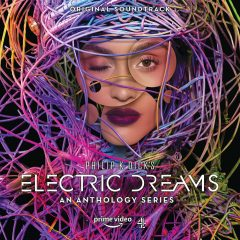 Philip K. Dick Electric Dreams Soundtrack - cover artwork