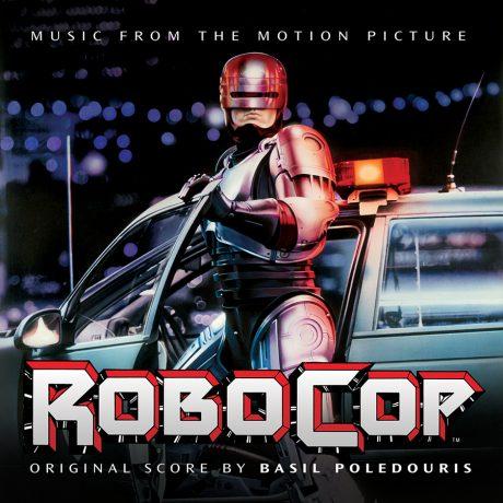 RoboCop (Score) Soundtrack CD