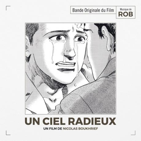 Un Ciel Radieux Soundtrack CD (Release MBR-133)
