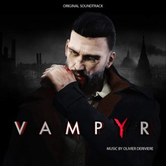 Vampyr Original Soundtrack (CD) front cover artwork