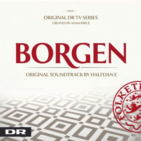 Borgen Original Soundtrack (CD)
