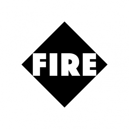 Fire Records (logo)