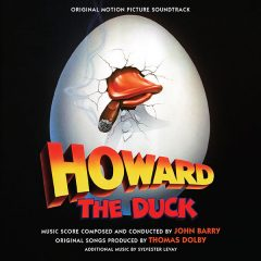 Howard the Duck Soundtrack Album (cover artwork)