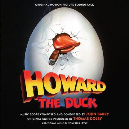 Howard the Duck Soundtrack Album (cover artwork)