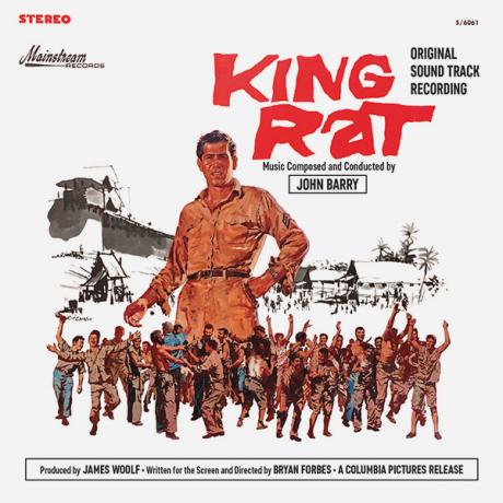 King Rat Soundtrack (CD) John Barry ISC 434