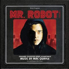 Mr Robot Original Television Soundtrack Volume 1 (CD) [cover artwork]