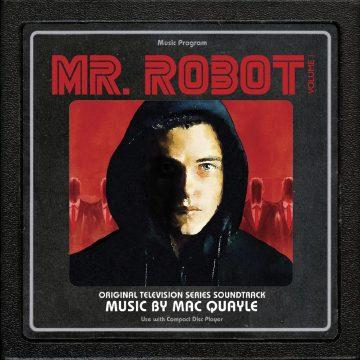 Mr Robot Original Television Soundtrack Volume 1 (CD) [cover artwork]