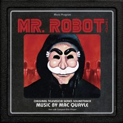 Mr Robot Original Television Soundtrack Volume 2 (CD) [cover artwork]