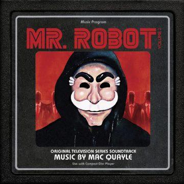 Mr Robot Original Television Soundtrack Volume 2 (CD) [cover artwork]