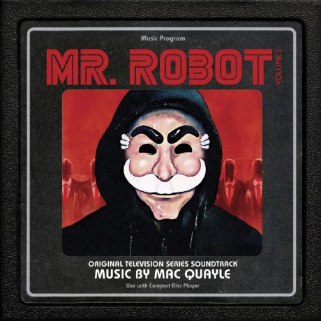 Mr Robot Original Television Soundtrack Volume 2 (CD)