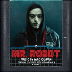 Mr Robot Original Television Soundtrack Volume 3 (CD) [cover artwork]