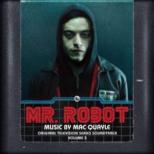 Mr Robot Original Television Soundtrack Volume 3 (CD) [cover artwork]
