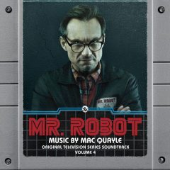 Mr Robot Original Television Soundtrack Volume 4 (Deluxe CD) [cover artwork]
