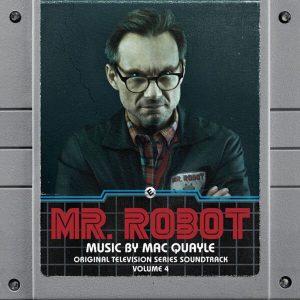 Mr Robot Original Television Soundtrack Volume 4 (Deluxe CD) [cover artwork]