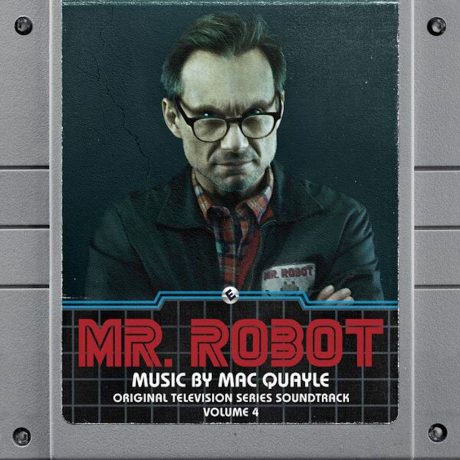 Mr Robot Original Television Soundtrack Volume 4 (Deluxe CD)