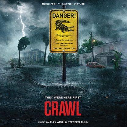 Crawl Soundtrack (CD) INT 7155 (cover artwork)