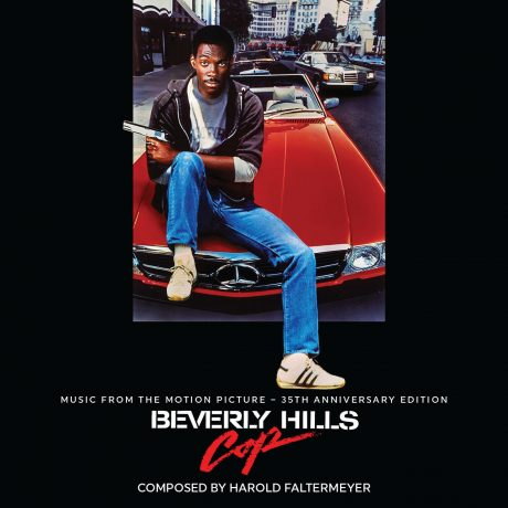 Beverly Hills Cop 35th Anniversary Soundtrack (CD)