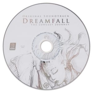 Dreamfall - The Longest Journey Soundtrack (CD) [stand-alone]