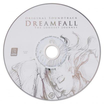 Dreamfall - The Longest Journey Soundtrack (CD) [stand-alone]