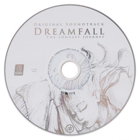 Dreamfall – The Longest Journey Soundtrack (CD)